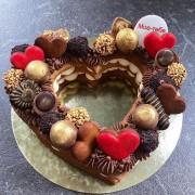 """Торт """"Сердце"""""""