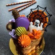 "Порционный торт ""Halloween"""