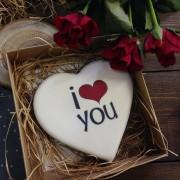 """Сердце """"Я люблю тебя"""""""