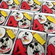 Подарочный набор с Микки Маусом
